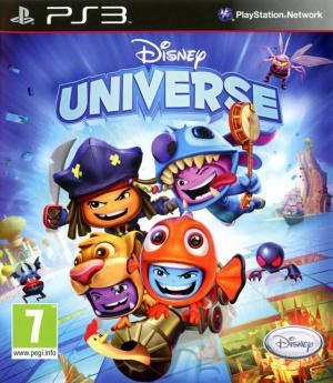 Disney Universe sur PS3