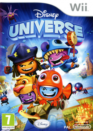 Disney Universe sur Wii