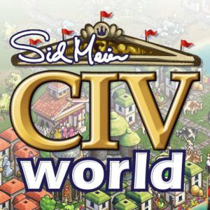 Civ World sur Web