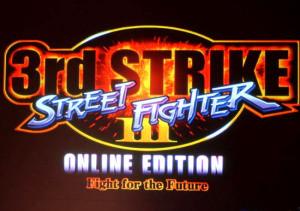 Street Fighter III 3rd Strike : Online Edition sur PS3