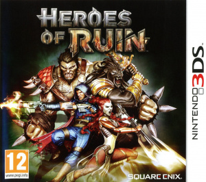 Heroes of Ruin [DECRYPTED]