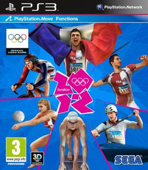 Londres 2012 : le Jeu Officiel des Jeux Olympiques sur PS3