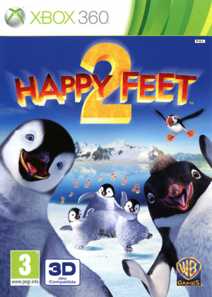 Happy Feet 2 sur 360
