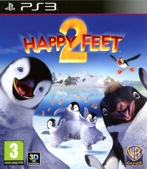 Happy Feet 2 sur PS3