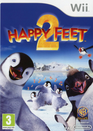 Happy Feet 2 sur Wii