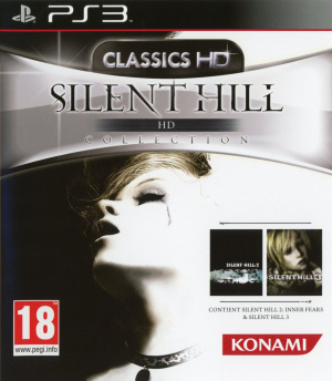 Silent Hill HD Collection sur PS3