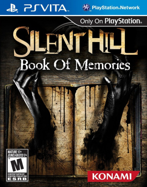 Silent Hill : Book of Memories sur Vita
