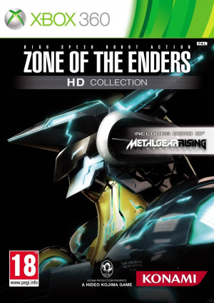 Zone of the Enders HD Collection sur 360