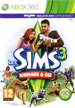 Les Sims 3 : Animaux & Cie sur 360