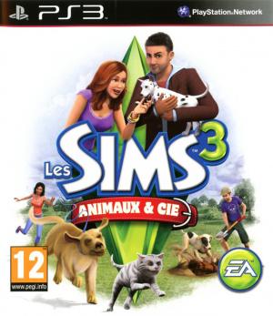 Les Sims 3 : Animaux & Cie sur PS3