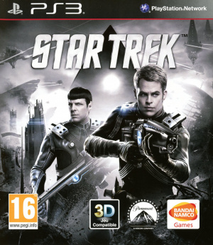 Star Trek sur PS3