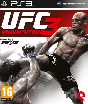 UFC Undisputed 3 sur PS3