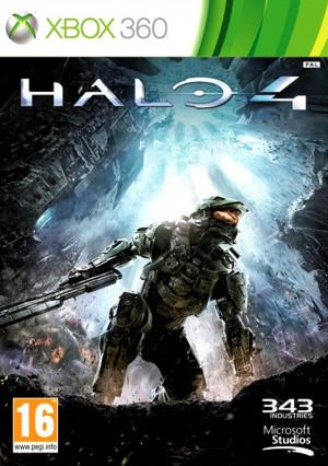 Jaquette de Halo 4