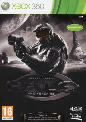 Halo Combat Evolved Anniversaire sur 360