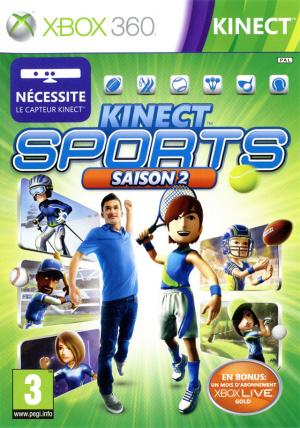 Kinect Sports Saison 2 sur 360