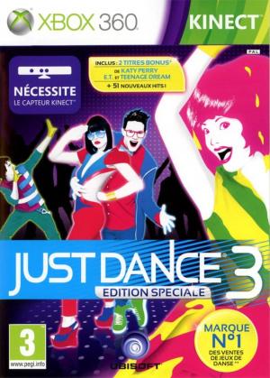 Just Dance 3 sur 360