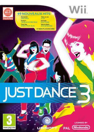 Just Dance 3 sur Wii