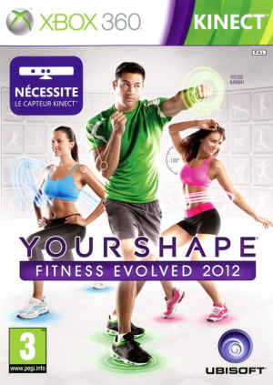 Your Shape : Fitness Evolved 2012 sur 360