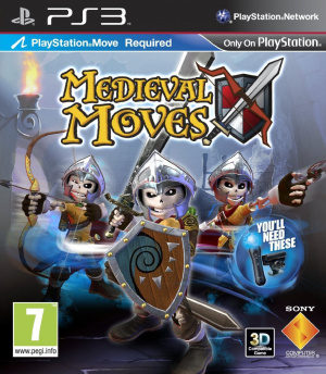 Medieval Moves sur PS3