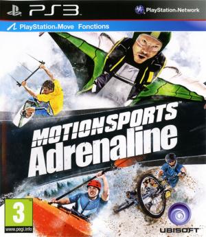 MotionSports Adrenaline sur PS3