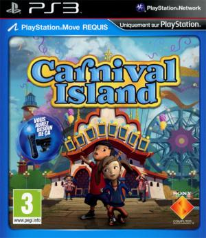 Carnival Island sur PS3