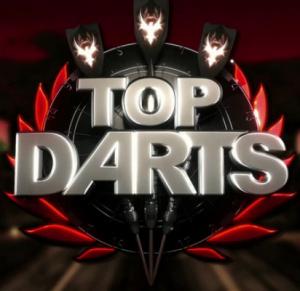 Top Darts sur Vita