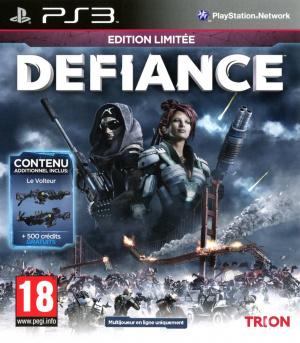 Defiance sur PS3
