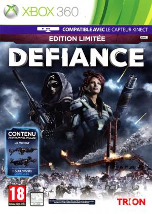 Defiance sur 360