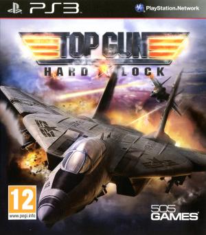 Top Gun : Hard Lock sur PS3