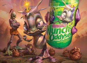 Oddworld : L'Odyssée de Munch HD sur Vita