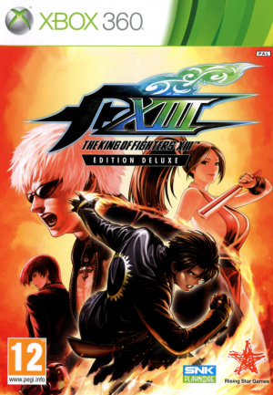 The King of Fighters XIII sur 360