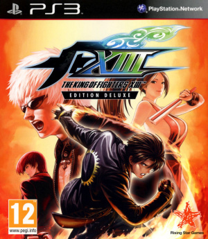 The King of Fighters XIII sur PS3