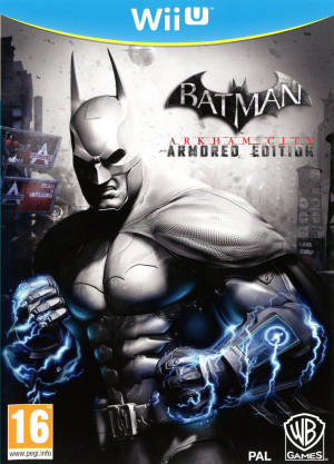 Batman Arkham City: Armored Edition (WUP Install)