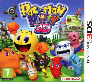 Pac-Man Party 3D sur 3DS