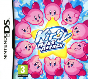 Kirby Mass Attack sur DS
