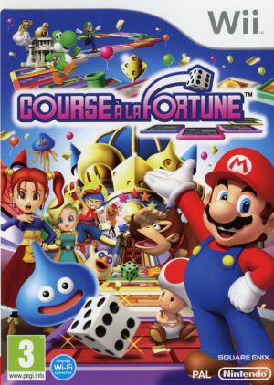 Course à la Fortune sur Wii