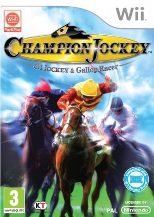 Champion Jockey : G1 Jockey & Gallop Racer sur Wii