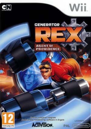 Generator Rex : Agent of Providence sur Wii