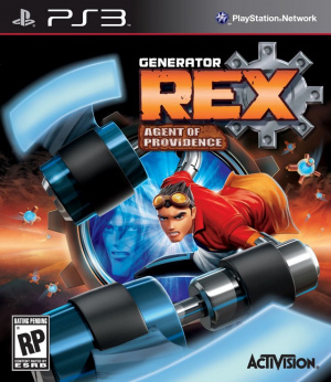 Generator Rex : Agent of Providence sur PS3