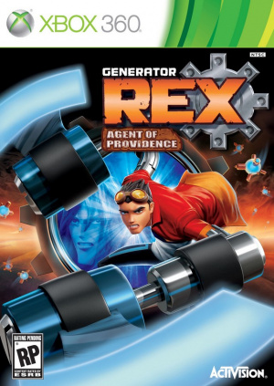 Generator Rex : Agent of Providence sur 360
