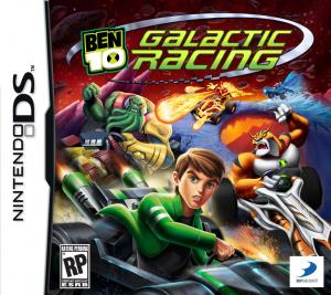 Ben 10 : Galactic Racing sur DS