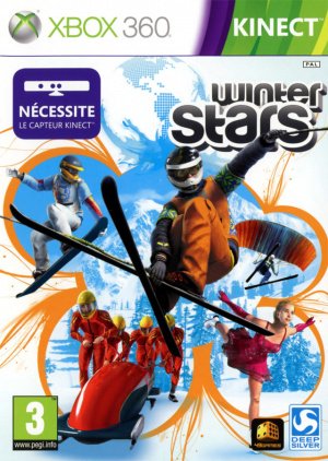 Winter Stars sur 360