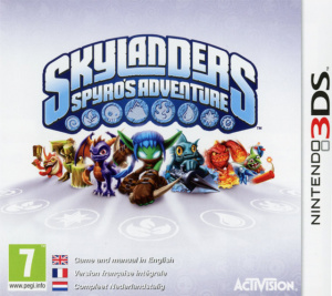 Skylanders : Spyro's Adventure sur 3DS