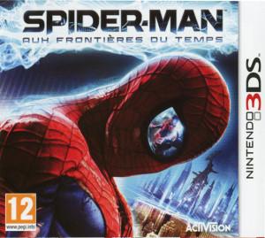 Spider-Man : Aux Frontières du Temps sur 3DS