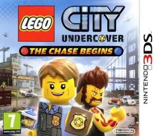 LEGO City Undercover : The Chase Begins sur 3DS
