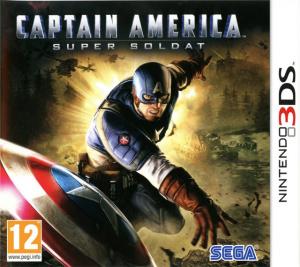 Captain America : Super Soldat sur 3DS