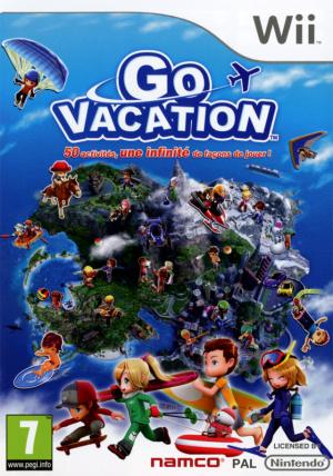 Go Vacation sur Wii