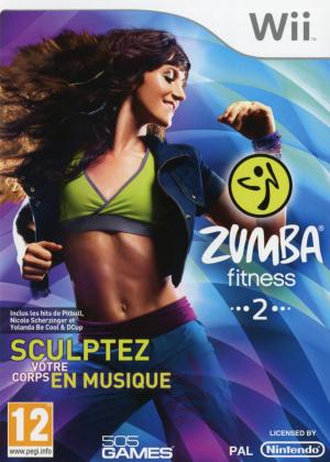 Zumba Fitness 2 sur Wii