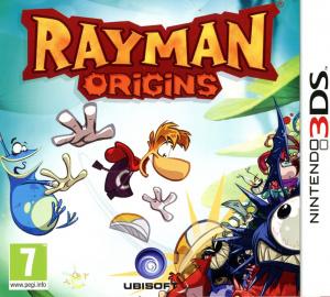 Rayman Origins [DECRYPTED]