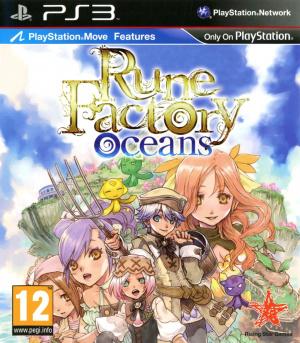 Rune Factory Oceans sur PS3